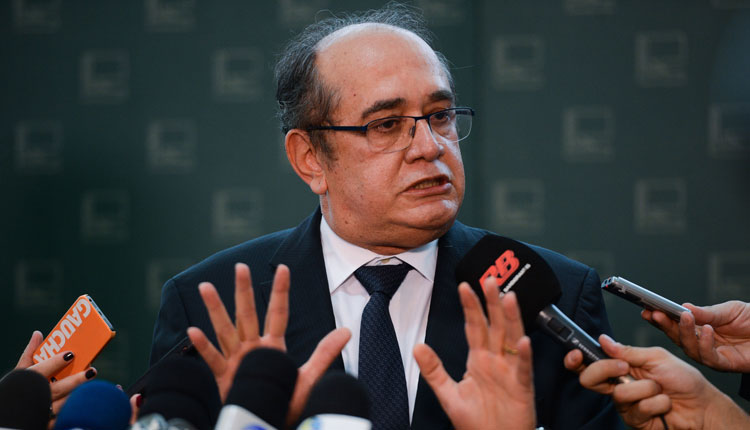 Gilmar Mendes, ministro do Superior Tribunal Federal