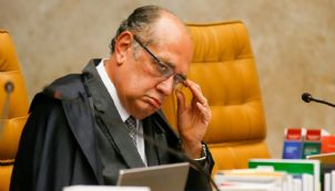 Ministro do Supremo Tribunal Federal Gilmar Mendes.