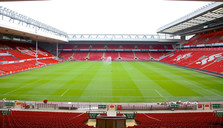 Cbf Confirma Estadio Do Liverpool Como Palco De Amistoso Do Brasil Con...